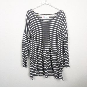 Free People Tunic Top Long Sleeves L